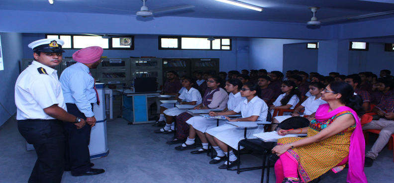 Workshop at K. L. Arya D.A.V Public School